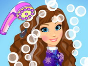 game Anna Frozen Hairstyles