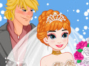 game Anna Winter Wedding Makeover