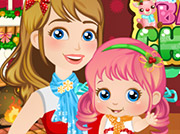 game Baby Alice Christmas