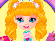 game Baby Barbie Disney Bag