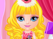 game Baby Barbie Pinata Designer