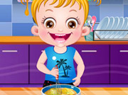 game Baby Hazel Cooking Time