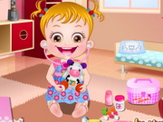 game Baby Hazel Doctor Play