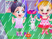 game Baby Hazel First Rain