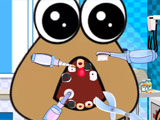 game Baby Pou Dentist Care