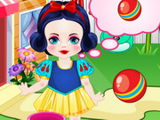 game Baby Snow White Caring