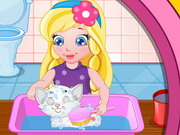 game Baby Sofia White Kitty