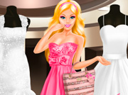 game Barbara Wedding Shopping
