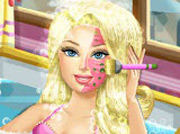 game Barbie Ball Spa Ritual