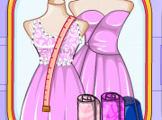 game Barbie Fashion Designer Contest