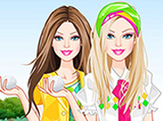 game Barbie Golf Fashionista