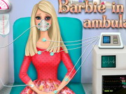 game Barbie In The Ambulance
