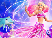 game Barbie Princess-Hidden Stars