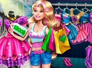 game Barbie Realife Shopping