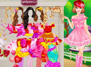 game Barbie Romantic Princess