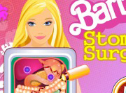 game Barbie Stomach Surgery