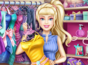 game Barbie's Closet 1