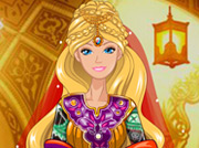game Barbie's Salwar