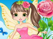game Beautiful Flower Fairy