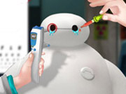 game Big Hero 6 Baymax Eye Doctor