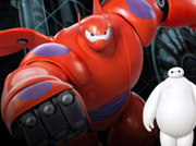 game Big Hero 6 Create Baymax