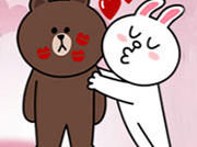 game Brown & Cony Line Love