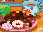 game Chocolate Cookie Maker
