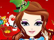 game Christmas Hair Studio