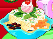 game Christmas Ice Cream Sundae