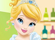 game Cinderella Kitchen Cleaning