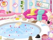 game Clean Up Spa Salon