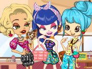 game Color Girls Fashion Studio
