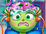 game Disgust Brain Doctor