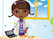 game Doc Mcstuffins Clinic