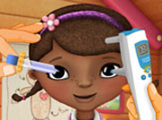 game Doc Mcstuffins Eye Care