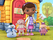 game Doc Mcstuffins Room Decor