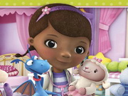 game Doc Mcstuffins Room Decoration