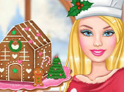 game Ellie Gingerbread House Decoration