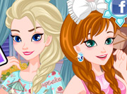 game Elsa And Anna Kawaii Trends