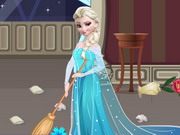 game Elsa Clean Room