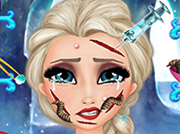 game Elsa Leech Therapy