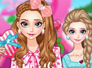 game Elsa Lovely