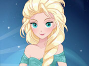 game Elsa Manga Fashion Designs