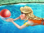 game Elsa Swimming Pool