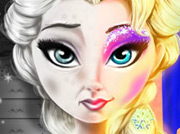 game Elsa Total Makeover