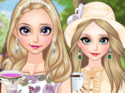 game Elsa's Afternoon Tea
