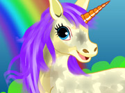 game Enchanted Unicorn Spa