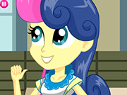game Equestria Girls Bon Bon