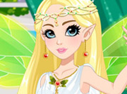 game Fairy Princess Spa And Dress Up
