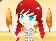 game Fall Picnic Dressup